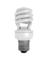 Isolated CFL Bulb