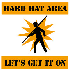 hard hat dare
