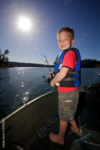 Fishing from the Bow