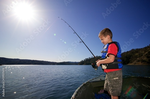 Father/Son Fishing - 39501618