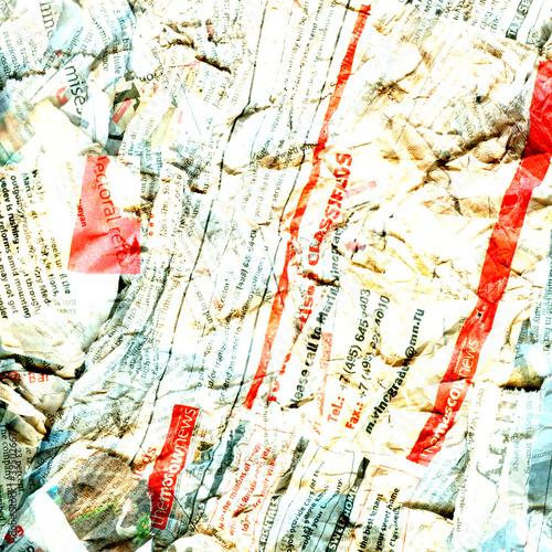 Fototapeten,zeitung,news,grunge,textur