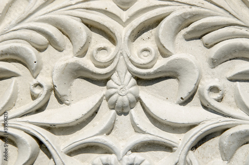vintage gypsum moulding ornaments
