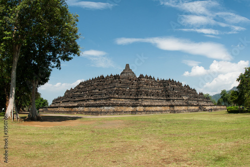 borobudur central java
