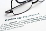 Broker agreement poster
