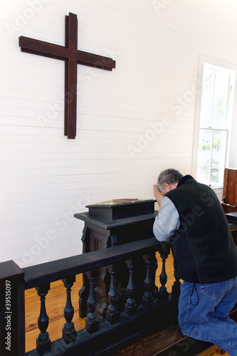 Prayers in a Simple Church