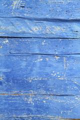 Holz in Cyan