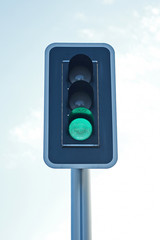 Green stoplight