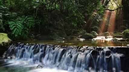 Sunny Falls HD Loop