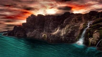 Teal Sea HD Loop