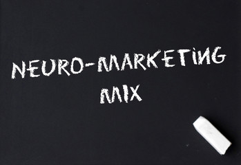 Nuro-Marketing Mix