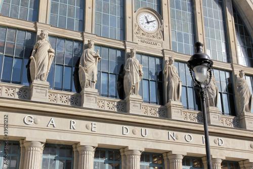 Paris gare du Nord - 39521232