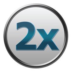 Zweimal Icon