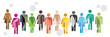 Human diversity concept - 39538209