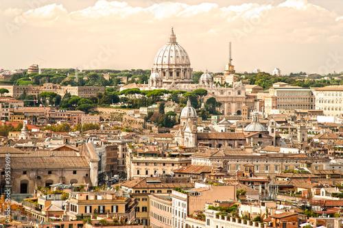 San Peter, Rome, Italy.