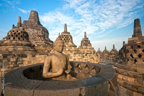 Borobudur Temple, Yogyakarta, Java, Indonesia. - 39540480