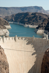 A Hoover Dam