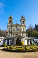 basilica of Bom Jesus do Monte
