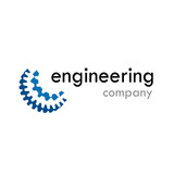 Logo Mechanical Engineer # vector