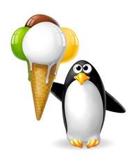 pinguino gelato grande