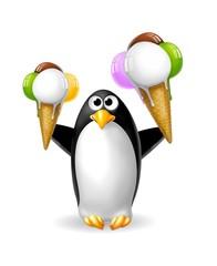 pinguino 2 gelati
