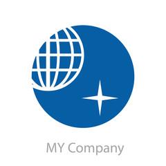 Logo the Globe # Vector