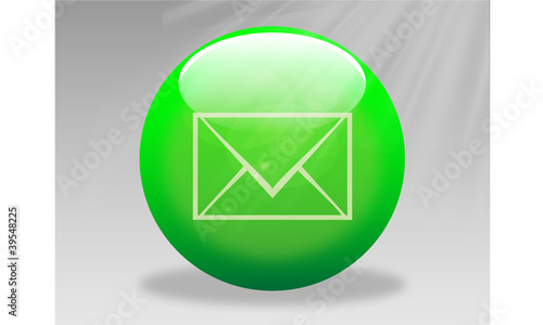 mail button concept