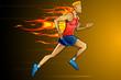 Fiery Runner