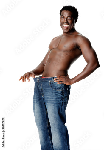slim weighloss man