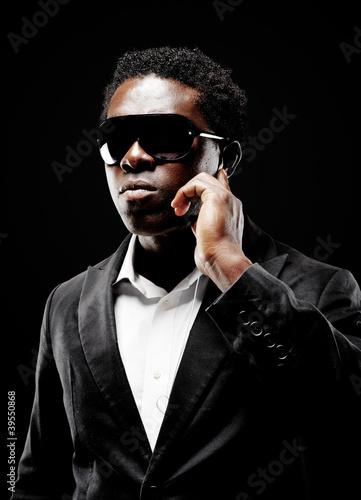 bodyguard black man