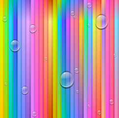 lines and drops background
