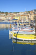 Port of Cassis, France