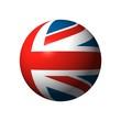 U.K. globe symbol