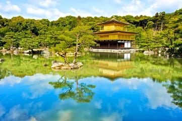 Kyoto Kinkakuji, Golden Pavilion