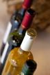 Vin, bouteille, vin rouge, vin blanc, boisson, dégustation