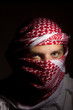 Man in a Keffiyeh
