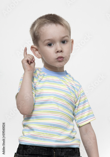 The boy warns by jura, Royalty free stock photos #39560026 on Fotolia.