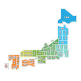 JAPAN Prefecture
