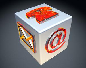 3D ZauberWuerfel - Telekomunikation