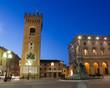 Recanati, Piazza Giacomo Leopardi