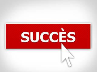 succès sur internet