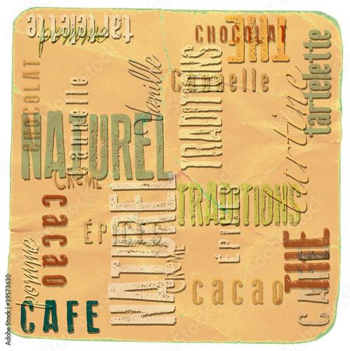 pour café et salon de thé