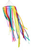 Buntes Windspiel, isolated wind chimes - 39574606