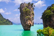 James Bond island in Thailand