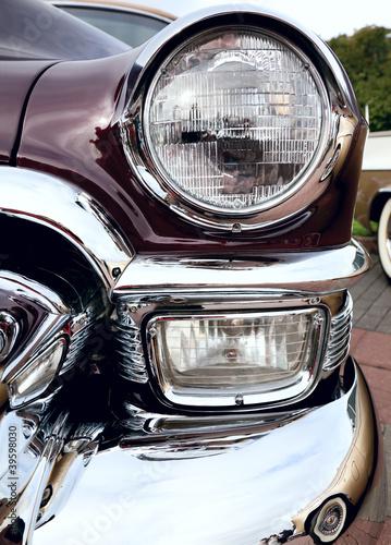 Classic old car - 39598030