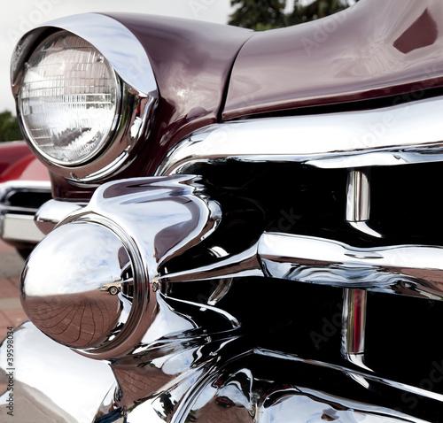 Classic old car - 39598034