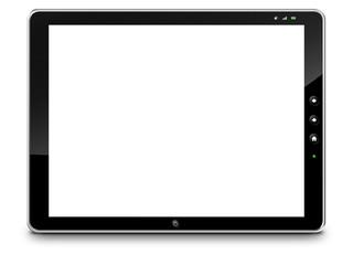 Tablet PC, Hintergrund, Vorlage, Bildschirm, weiß, Freifläche