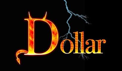 Dollar demon.