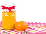 Tangerine and Orange jam