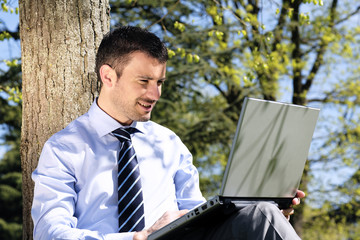 outdoor laptop