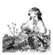 Little Girl 2_Vintage